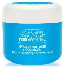 Kup Skoncentrowany krem na twarz, szyję i dekolt Kwas hialuronowy i kolagen - Dermo Pharma DNA Cream Concentrate Skin Archi-Tec Hyaluronic Acid + Collagen