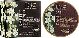 Kup Balansująca maska do włosów Odbudowa i wzmocnienie - ECO Laboratorie Karite SPA Hair Mask