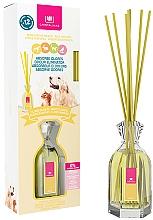Kup Dyfuzor zwalczający brzydkie zapachy Białe kwiaty - Cristalinas Reed Diffuser