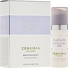 Kup Balansujące serum do twarzy - Isabelle Lancray Zensibia Ultrazen Serum Equilibrant