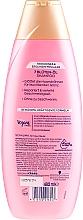Szampon odbudowujący z esencją 7 kwiatów do włosów suchych i osłabionych - Schwarzkopf Schauma 7 Blossom Oil Shampoo — фото N2