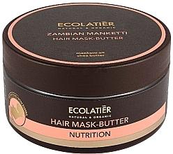 Kup Maska do włosów z orzechem mongongo - Ecolatier Butter Mask