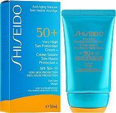 Kup Przeciwsłoneczny krem do twarzy SPF 50 - Shiseido Very High Sun Protection