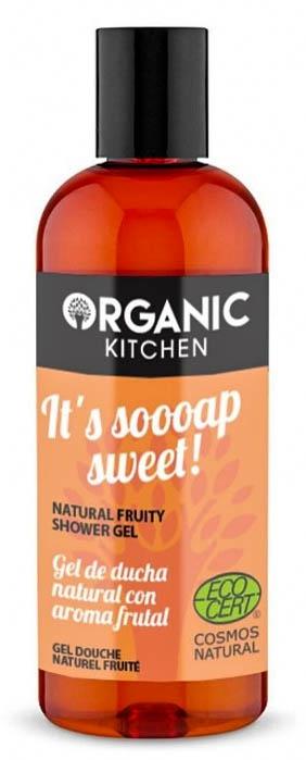 Owocowy żel pod prysznic - Organic Shop Organic Kitchen — фото N1