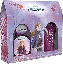 Kup Disney Frozen II Anna - Zestaw (edt 50 ml + sh/gel 50 ml)