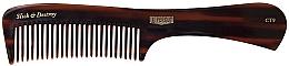 Kup Grzebień do stylizacji włosów - Uppercut Deluxe CT9 Tortoise Styling Comb