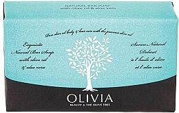 Kup Mydło w kostce Oliwka i aloes - Olivia Beauty & The Olive Tree Natural Bar Soap With Olive Oil And Aloe Vera