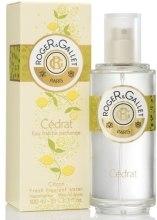 Kup Roger & Gallet Cedrat - Woda perfumowana