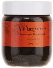 Kup Czarne mydło kosmetyczne - Morjana Hammam Essentials Refill Black Soap