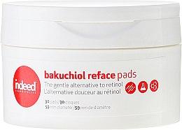 Gąbeczki do twarzy - Indeed Laboratories Bakuchiol Reface Pads — фото N1