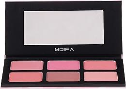 Kup Paleta różów do twarzy - Moira Blossom & Adore Blush Palette