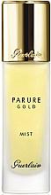 Kup Utrwalacz makijażu dodający skórze blasku - Guerlain Parure Gold Radiant Setting Spray