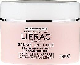 Kup Balsam-olejek do demakijażu do skóry suchej Podwójne oczyszczanie - Lierac
