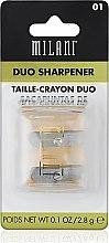 Kup Temperówka podwójna do ołówków - Milani Duo Sharpener