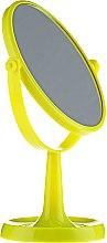 Kup Stojące lusterko kosmetyczne #85741 (żółte) - Top Choice