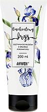 Odżywka do włosów o średniej porowatości Emolientowy irys - Anwen — фото N3