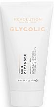 Kup Żel oczyszczający do twarzy z kwasem glikolowym - Revolution Skincare Glycolic Acid AHA Glow Mud Cleanser