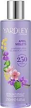 Kup Yardley April Violets - Żel pod prysznic