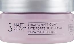 Kup PRZECENA! Modelująca glinka do włosów - Revlon Professional Style Masters Matt Clay*