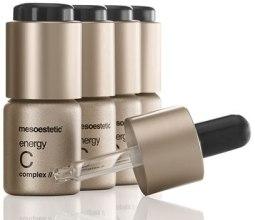 Kup Intensywne rozświetlająco-rozjaśniające serum do twarzy z witaminą C - Mesoestetic Energy C Complex