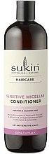Kup Delikatna odżywka micelarna do włosów - Sukin Sensitive Micellar Conditioner