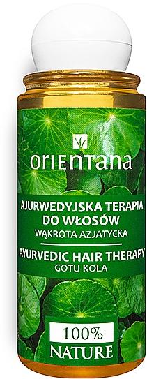 Ajurwedyjska terapia do włosów - Orientana Ayurvedic Hair Therapy