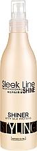 Kup Nabłyszczająca mgiełka z jedwabiem do włosów - Stapiz Sleek Line Silk Shiner