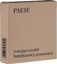 Kup Matujący puder bambusowy - Paese Powder Mate