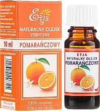 Kup Naturalny olejek pomarańczowy - Etja Natural Citrus Dulcis Oil