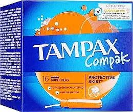 Kup Tampony z aplikatorem, 16 szt. - Tampax Compak Super Plus