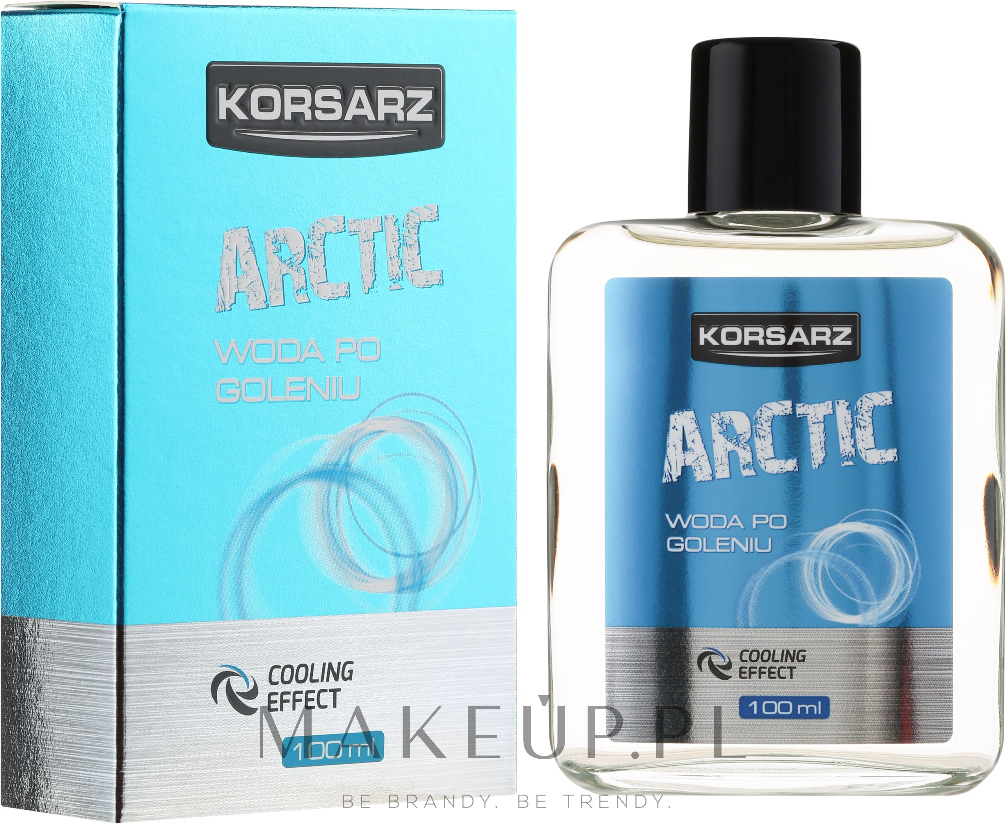 Woda po goleniu Arctic - Pharma CF Korsarz After Shave Lotion — фото 100 ml