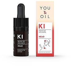 Kup Mieszanka olejków eterycznych - You & Oil KI-HeadTouch Of Welness Essential Oil