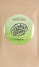 Kup Peeling kawowy z olejem z konopi - BodyBoom Cannabis Oil Coffee Scrub