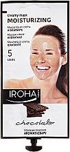 Kup Czekoladowa maska nawilżająca do twarzy - Iroha Nature Moisturizing Creamy Mask Chocolate