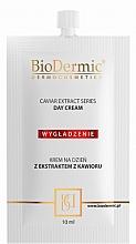 Kup Krem do twarzy na dzień - BioDermic Caviar Extract Day Cream (miniprodukt)