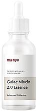 Kup Wybielająca esencja do twarzy z niacyną - Manyo Galac Niacin 2.0 Essence