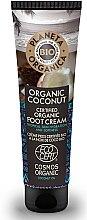 Kup Nawilżający krem do stóp Kokos - Planeta Organica Organic Coconut Foot Cream