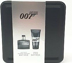 Kup James Bond 007 Men Set - Zestaw (edt 30 ml + sh/gel 50 ml)
