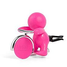 Kup Mr&Mrs Fragrance Gino Citrus & Musk Fuchsia - Zapach do samochodu