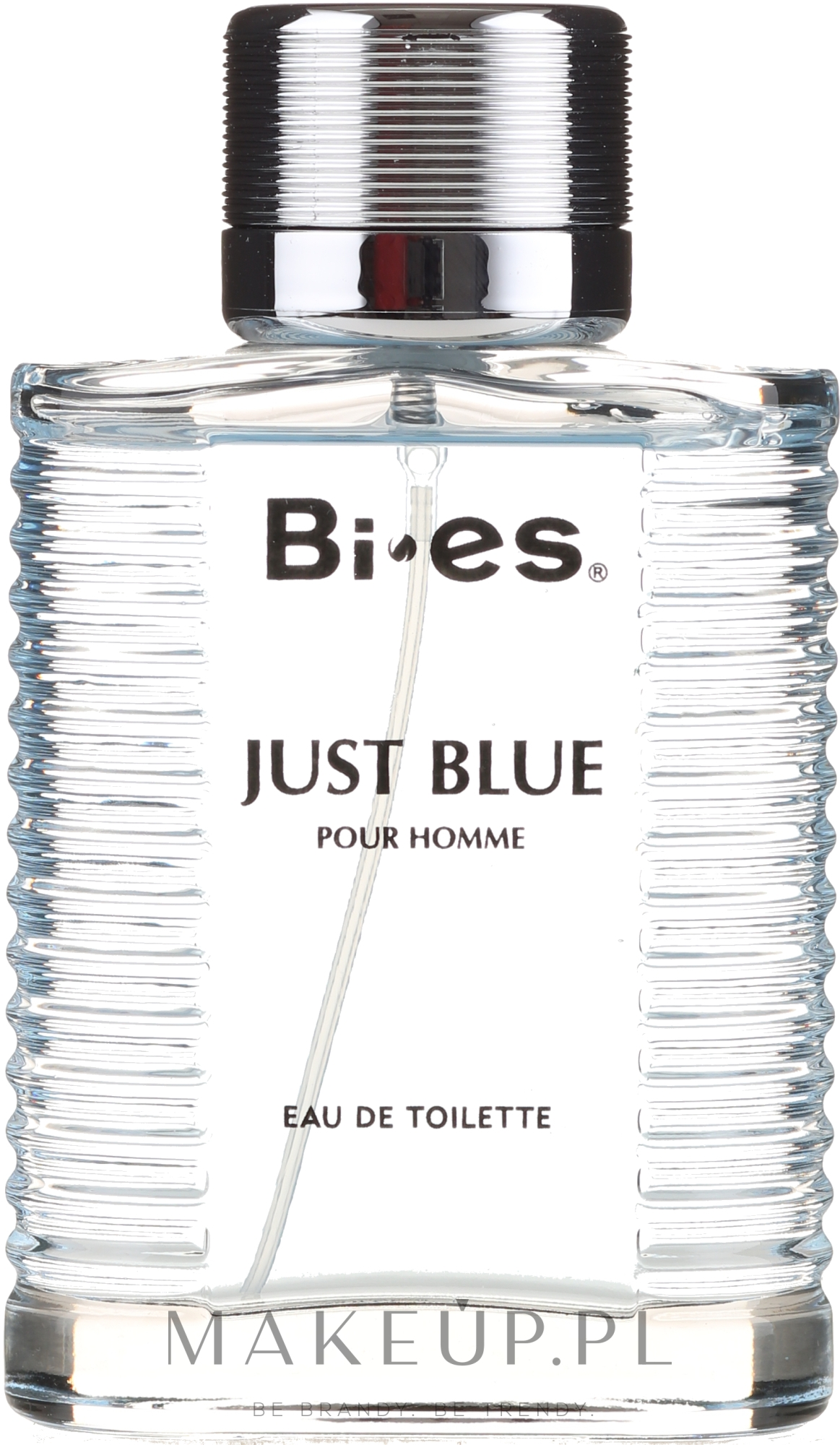 bi-es just blue