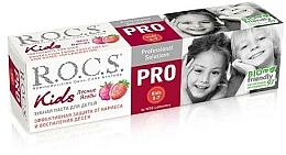 Kup Pasta do zębów Owoce Leśne - R.O.C.S. PRO Kids