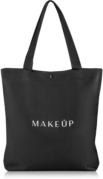 Czarna torba shopper Easy Go (35 x 39 x 8 cm) - Makeup