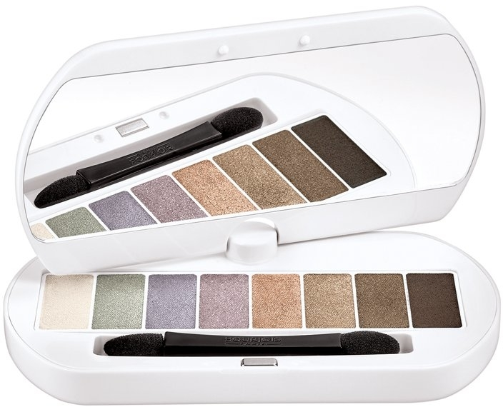 Paletka cieni do powiek - Bourjois Eyeshadow Palette Les Nudes