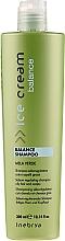 Kup Szampon do tłustej skóry głowy - Inebrya Ice Cream Balance Shampoo