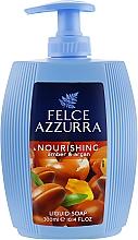 Kup Mydło w płynie Argan - Felce Azzurra Nutriente Amber & Argan