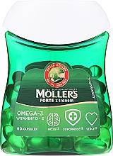 Kup Suplement diety Omega-3 w kapsułkach - Orkla Moller's Forte Omega-3