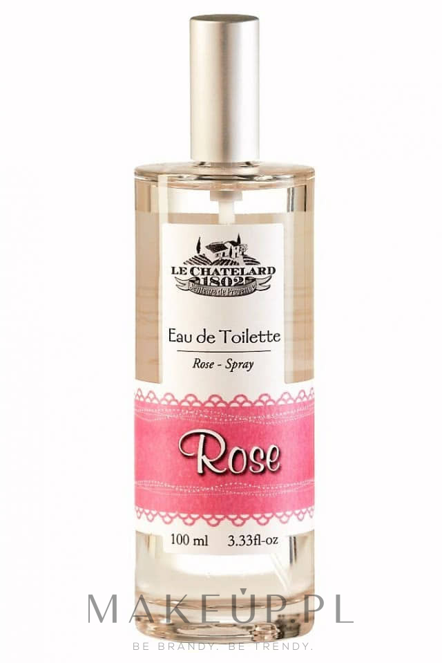 le chatelard 1802 rose
