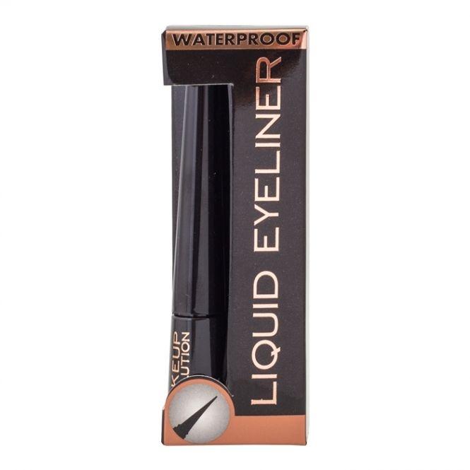 Eyeliner w płynie - Makeup Revolution Liqued Eyeliner Waterproof — фото N1