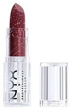 Kup Pomadka do ust z drobinkami - NYX Professional Makeup Diamonds & Ice Please Lipstic