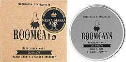 Kup Modelujący wosk do wąsów Masło karite i olej arganowy - Roomcays